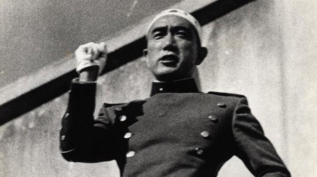 yukio mishima discurso