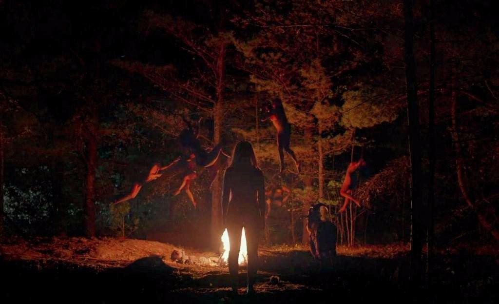 Adamites Medieval Cult Bonfire