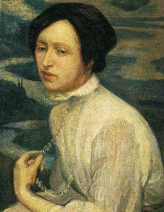 Angelina Beloff better artist than Frida Kahlo sad portrait-w636-h600