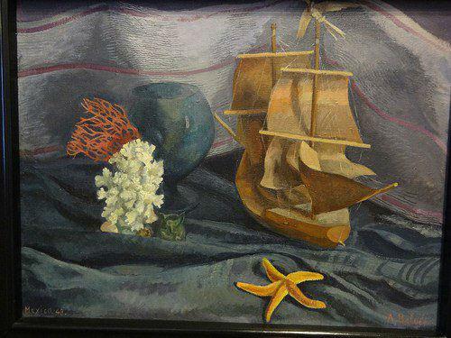 Angelina Beloff better artist than Frida Kahlo ship-w636-h600