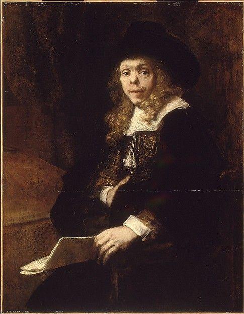 Art History Syphilis Rembrandt