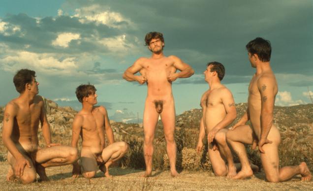 Bob Mizer mens nudity friends-w636-h600