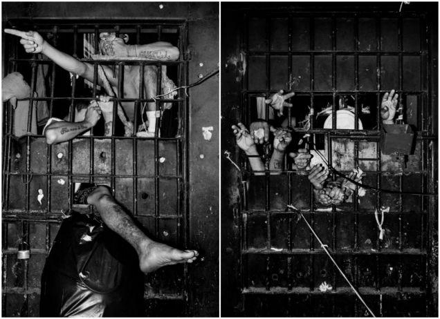 Brazil Prison System Hands Feet-w636-h600