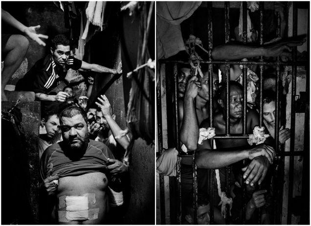 Brazil Prison System People-w636-h600