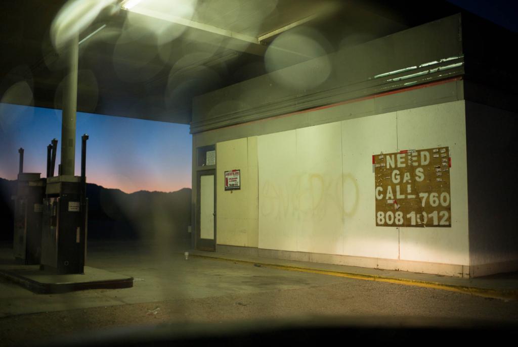 Cody Bratt Highway Love Gas Station