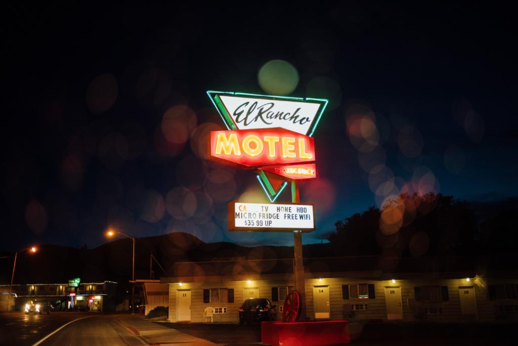 Cody Bratt Highway Love Motel Neon