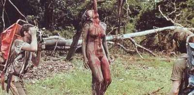 Holocausto canibal peliculas mas polemicas