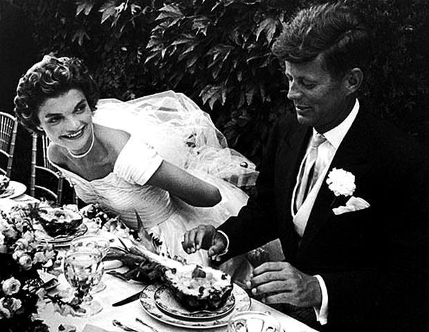 Jackie Kennedy boda