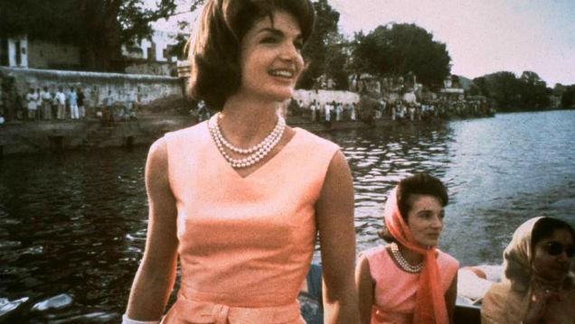 Jackie Kennedy yate