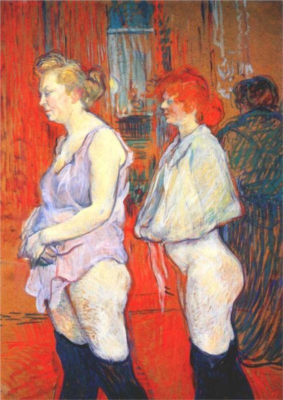 Lautrec Art History Syphilis
