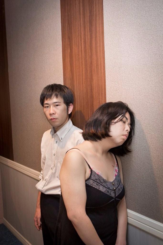 Love Hotel Japan Couple
