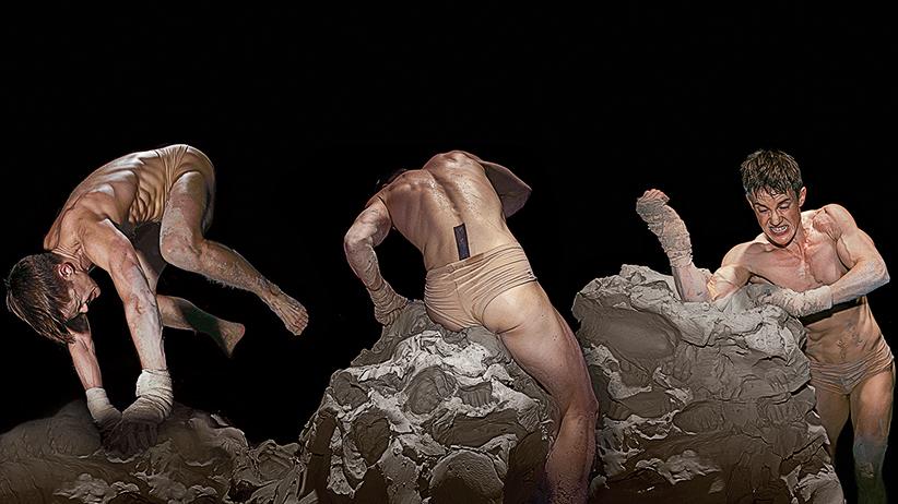 artistas transgeneros escultura