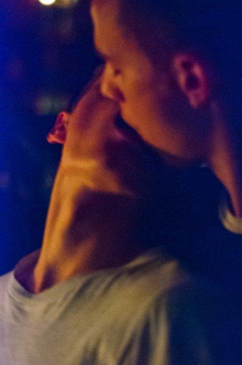 Matt Lambert erotic pictures of diversity kiss2