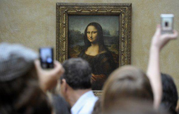Mona Lisa Art History Syphilis