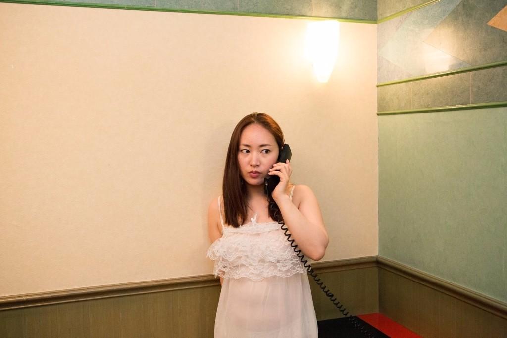 Phonecall Japan Love Hotel