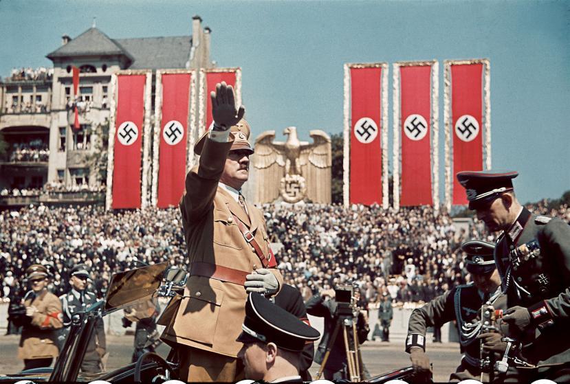 Pope Pius Adolf Hitler Nazi