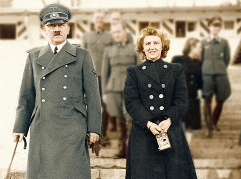 Pope Pius Adolf Hitler WW2