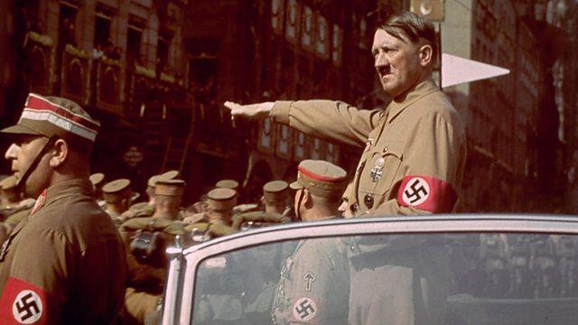 Pope Pius Adolf Hitler