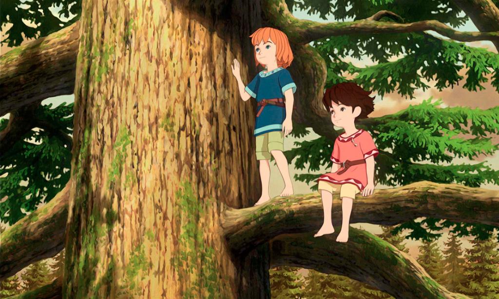 Studio-Ghibli-TV-Ronja-love