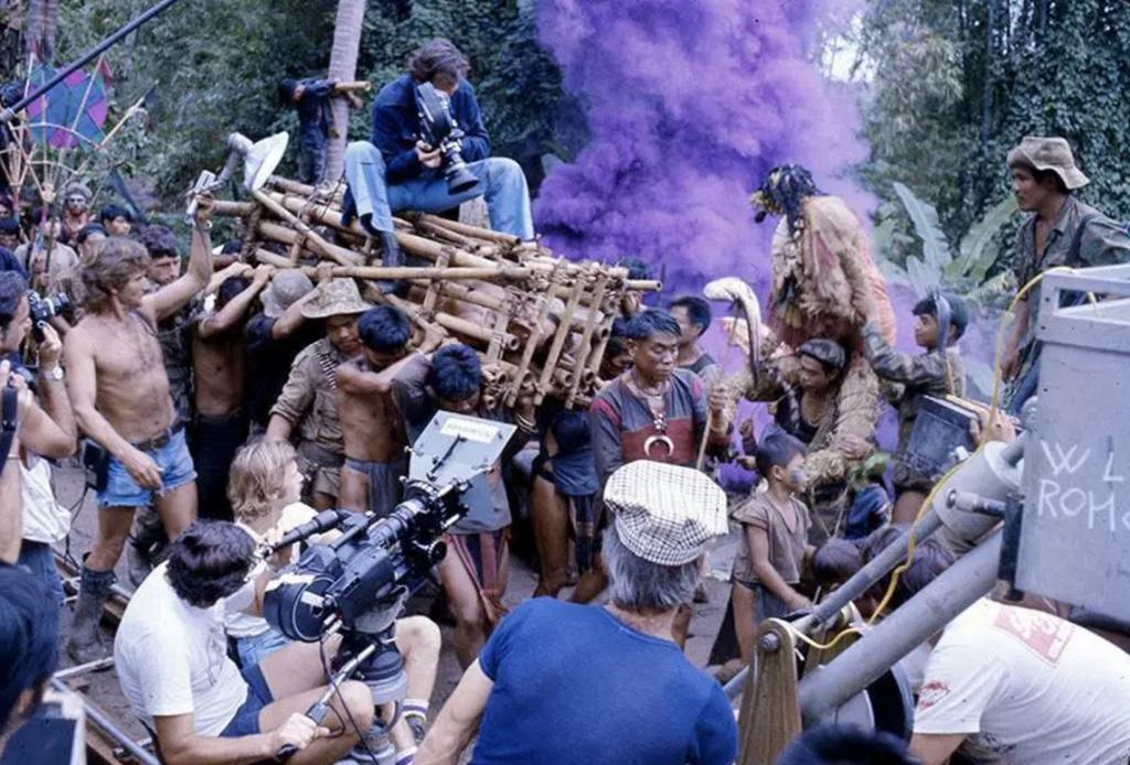 The Making of Apocalypse Now Purple Smoke