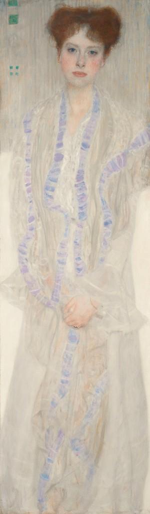 Women Muses Gustav Klimt Gertrud Loew