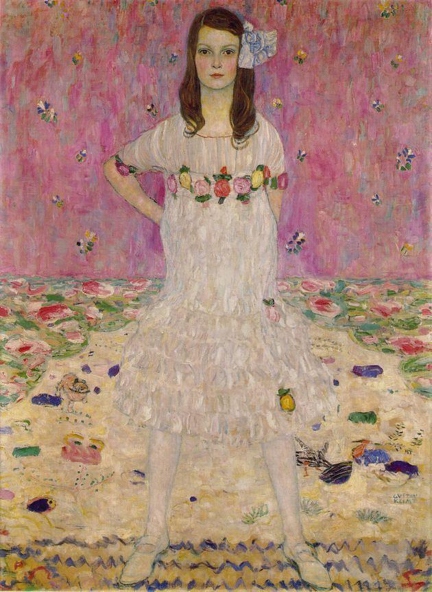 Women Muses Gustav Klimt Mada Primavesi