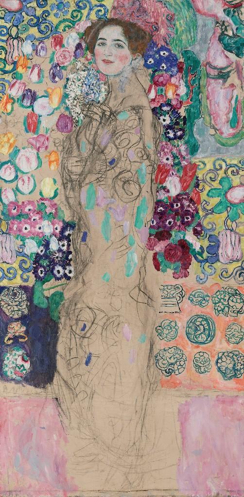 Women Muses Gustav Klimt