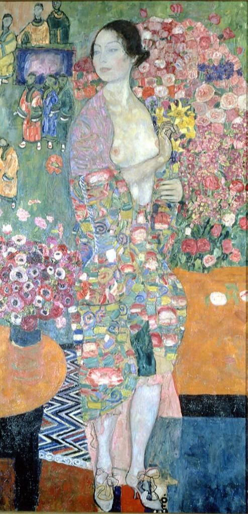 Women Muses Gustav Klimt Ria Munk