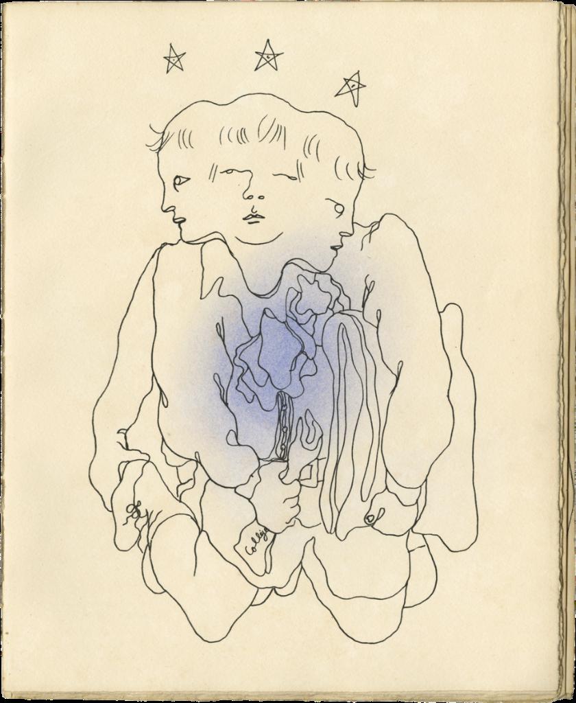 Xavier Dolan Jean Cocteau White Paper