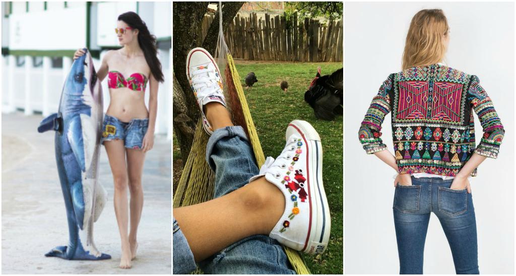 accesorios estampado mexicano moda
