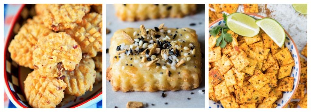 alimentos inventados por el ejercito crackers