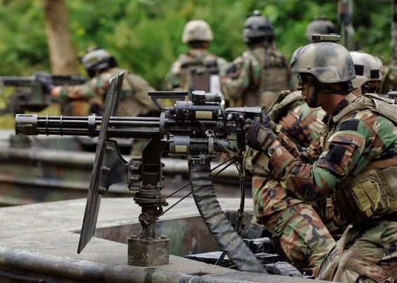 mexico triplica su compra de armamento