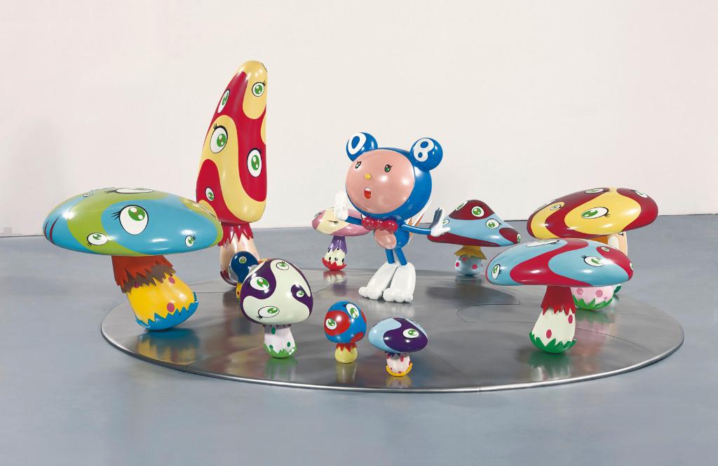 art toy takashi murakami