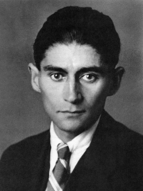 writers with mental illnesses Kafka