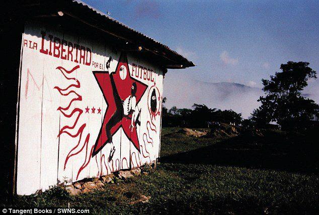banksy en mexico libertad