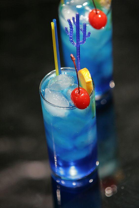 bebidas con vodka laguna