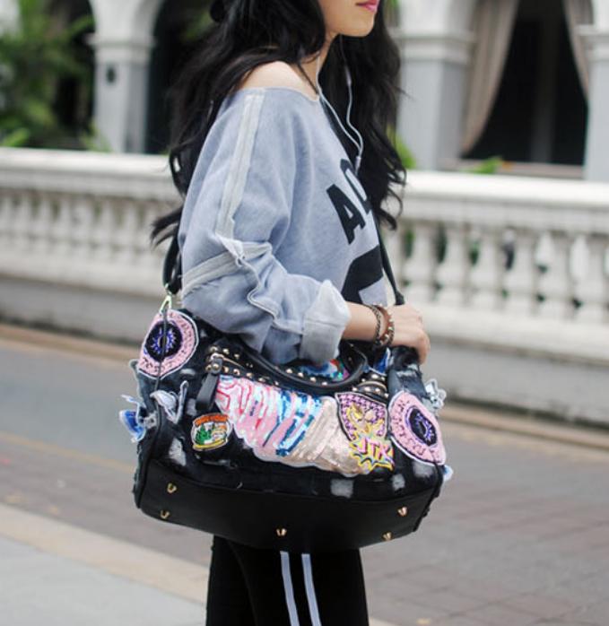 bolso grande prendas que no debes usar
