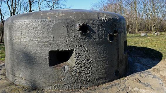 estadounidenses compran bunkeres de guerra