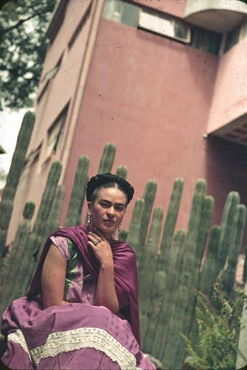 cactus Nickolas Muray