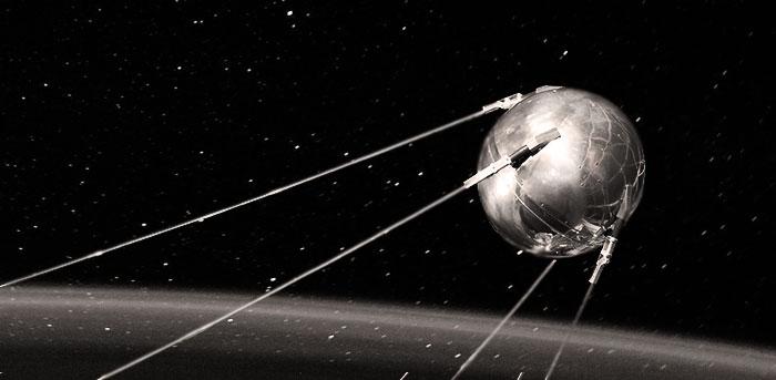 carrera espacial sputnik