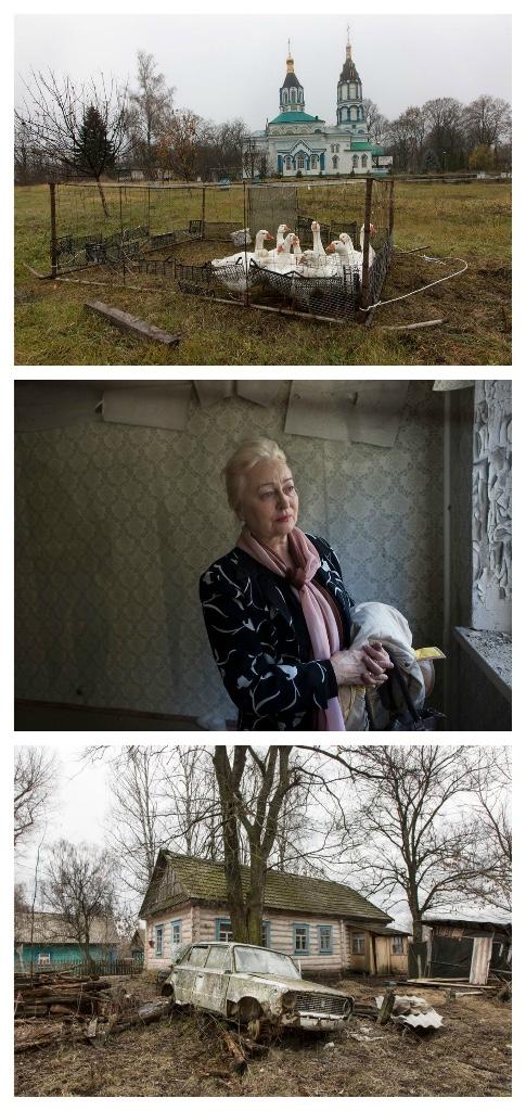 catastrofe de chernobyl consecuencias