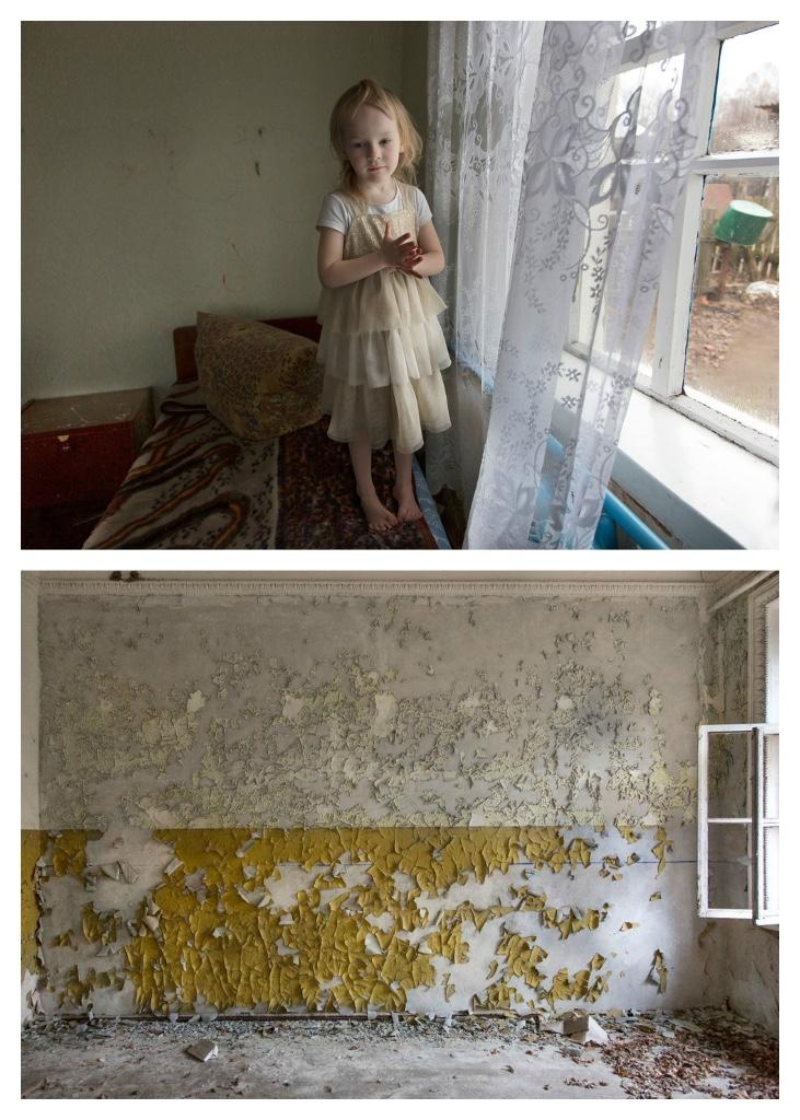 catastrofe de chernobyl horror