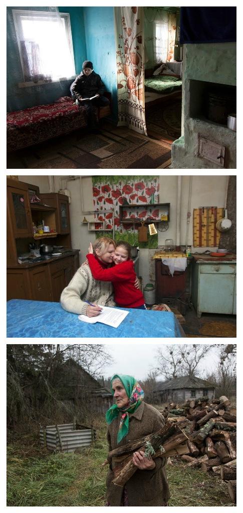 catastrofe de chernobyl radiacion