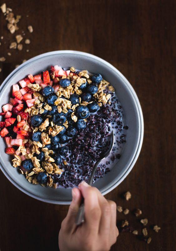 cereal alimentos que mejoran el animo