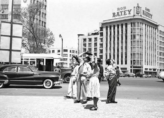 chatos fotografias historicas ciudad de mexico