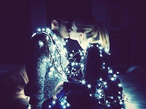 colores del amor luces blancas