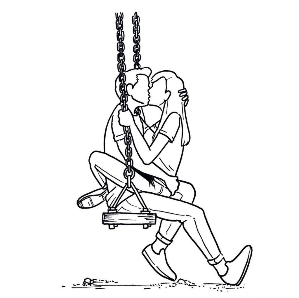 columpio como amar