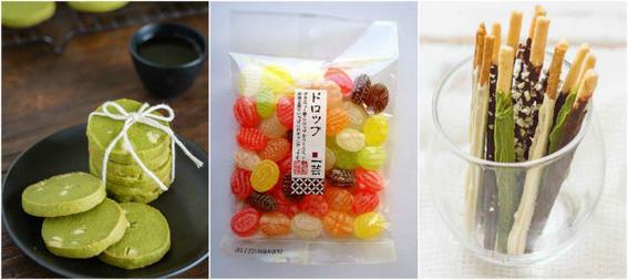 comida japonesa paquete