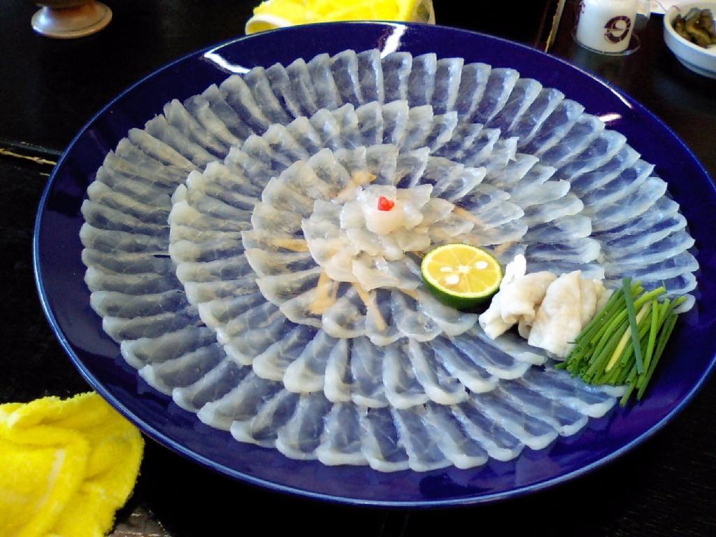 comida snob fugu