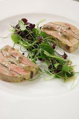 comida snob le foie gras